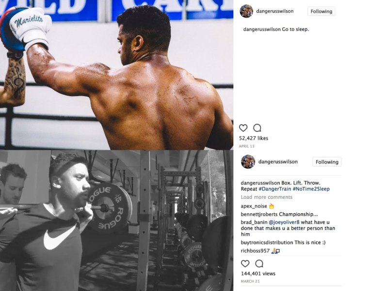 How 15 nfl players train and get shredded for the football season