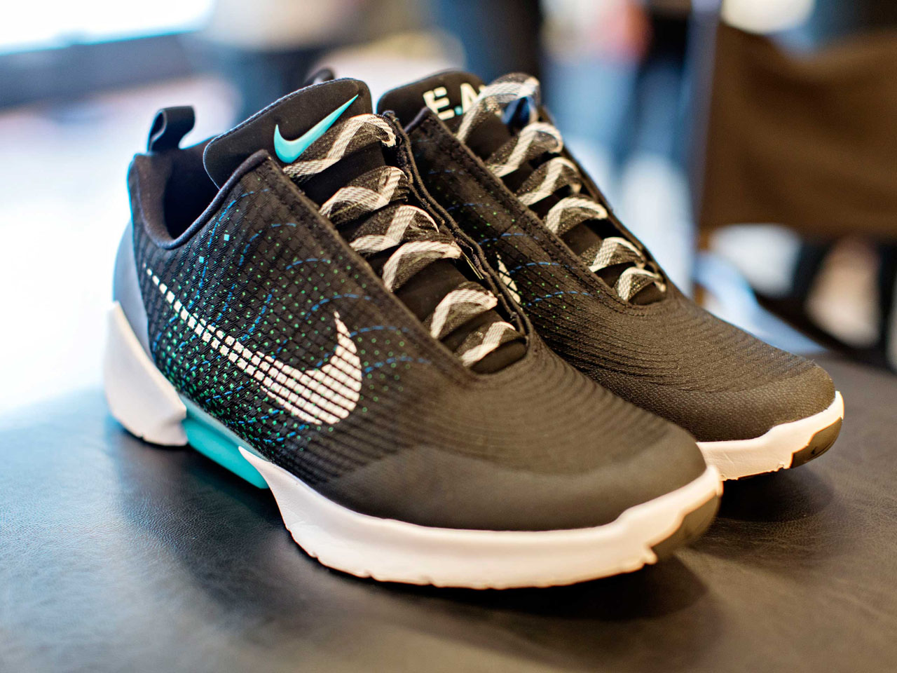 Nike HyperAdapt 1.0 review: What it's like to wear self-lacing 'Back to the  Future' shoe of your dreams