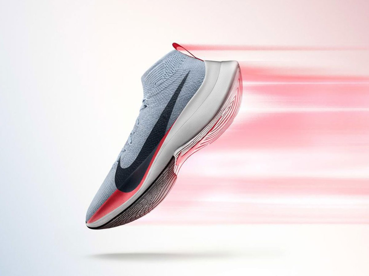 f27dfb1b056 The fastest shoes in the world  Nike and Adidas reveal shoes designed to  shatter the 2-hour marathon record