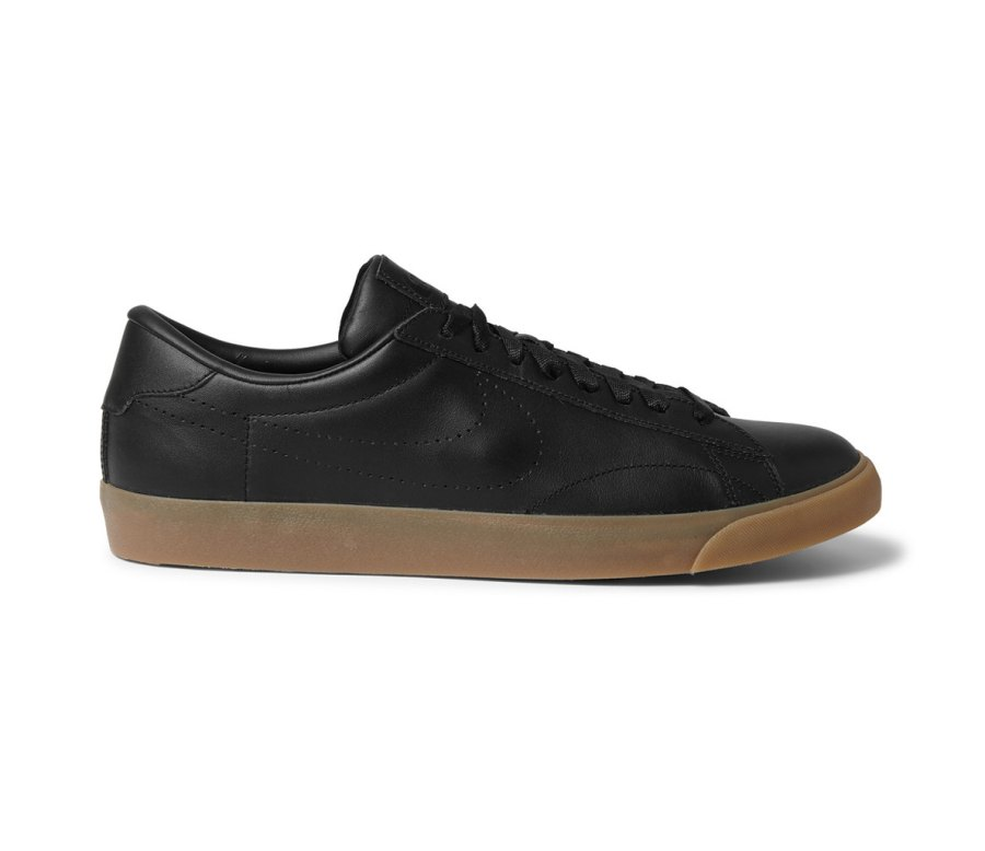 20 Leather Sneakers to Sharpen Your Look