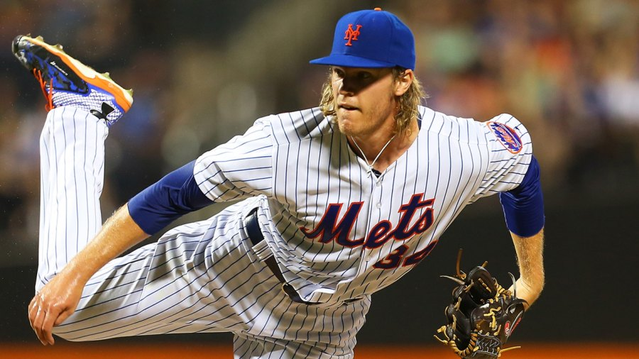 Noah Syndergaard Added 17 Pounds of Muscle. Now He's Stronger Than Ever