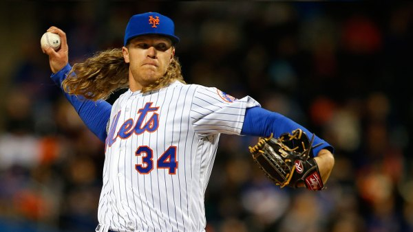 Noah Syndergaard pitches against the Marlins, will appear on Game of Thrones