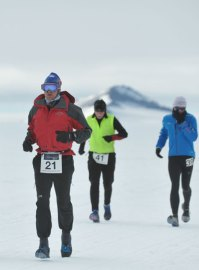 North Pole Marathon: Adventure Racing at the Top of the World