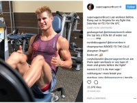 UFC Fighter Sage Northcutt
