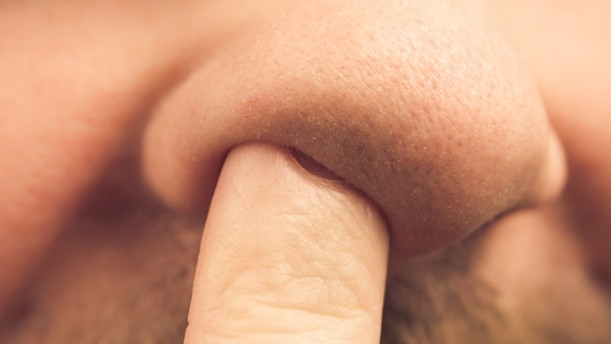 Science says booger-eating and nose-picking is healthy