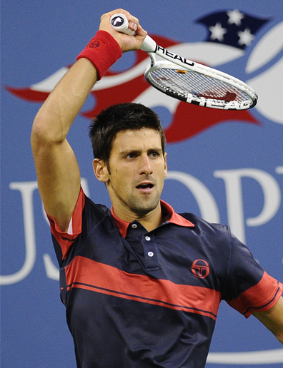 Djokovic Changes Diet