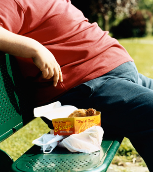 U.S. Obesity Rate Staying Strong