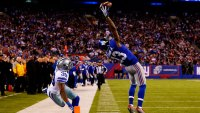 Odell Beckham Jr. catch NY Giants vs Cowboys