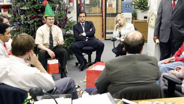 The Office Christmas Party - Episode 10