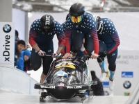 Team USA Olympic Bobsled