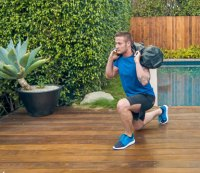 Weekend One-Up: Burpees, Power Cleans, and Alternating Reverse Lunges