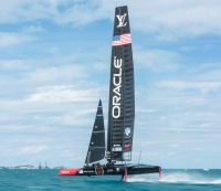 This Is What ORACLE TEAM USA's Diet Plan Looks Like