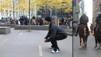 Occupy Wall Street Workout: 99 Reps for the 99%