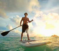 18. Stand-Up Paddleboarding