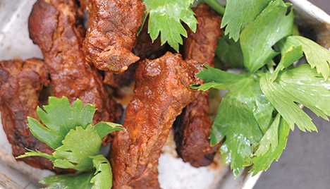 Paleo Recipe: Spicy Slow Cooker Ribs