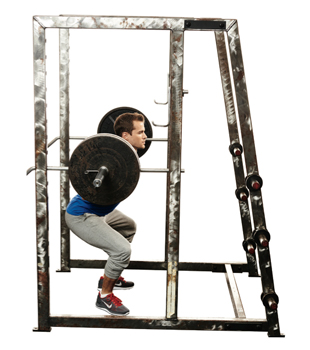 The Partial Rep Workout