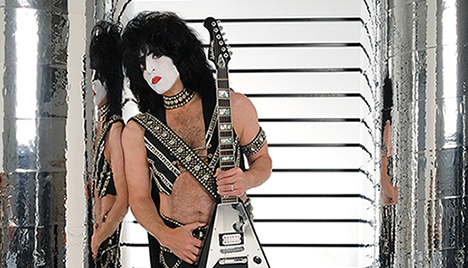 How Paul Stanley Keeps Fit