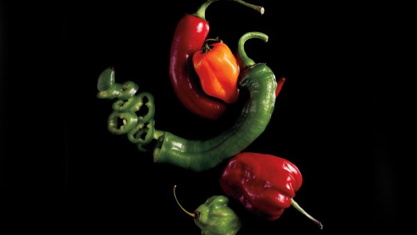 Red hot chili peppers: Good for you!