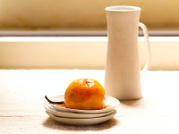 How to Make Chef Daniel Boulud's Peppery Peaches with Sauternes