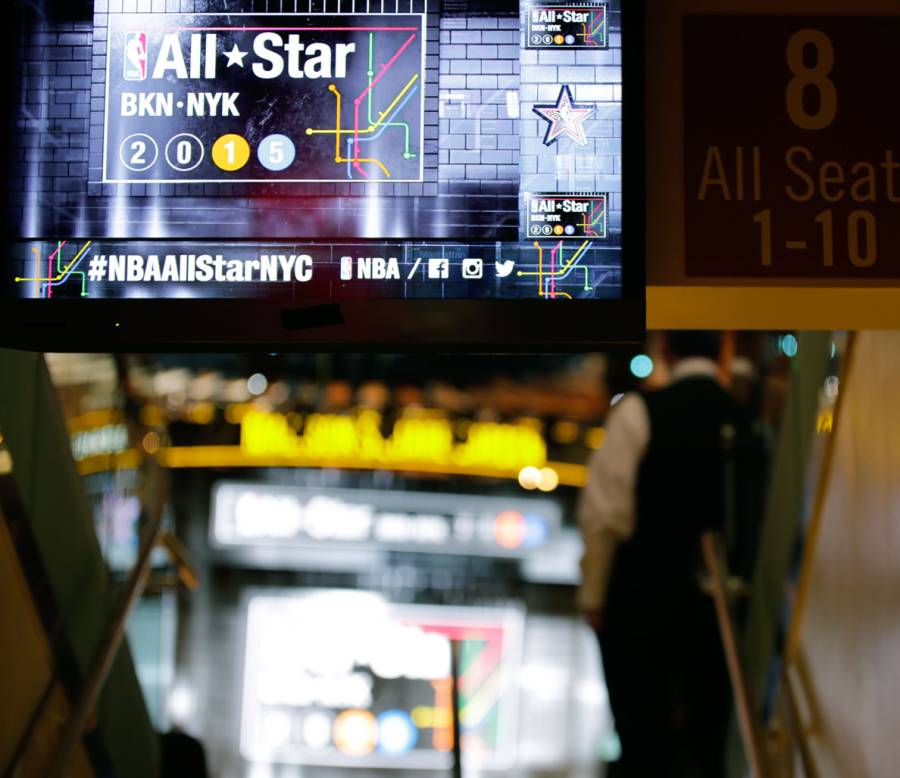 PHOTOS: Highlights From NBA All-Star Weekend