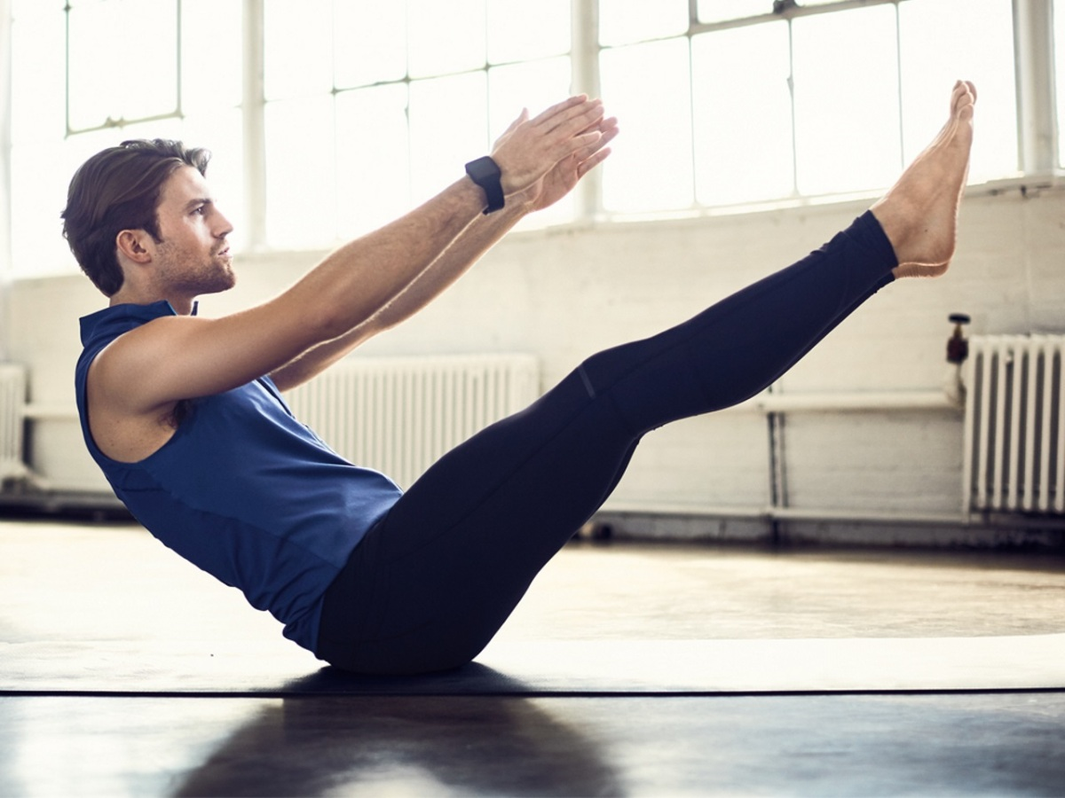 5 Power Pilates Moves to Make You a Better Athlete