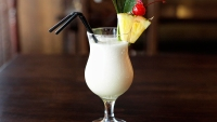 Monkey Colada Cocktail