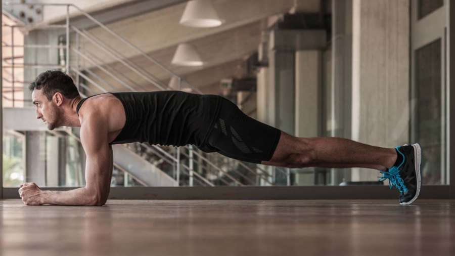 Danish Fitness Instructor Sets New Plank Hold World Record