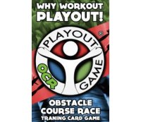 Play Out Obstacle Course Racing Card Game