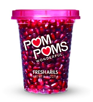 Easy Access Pomegranate Seeds