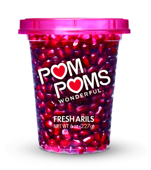 What We're Eating This Week: Pomegranate Seeds To-Go