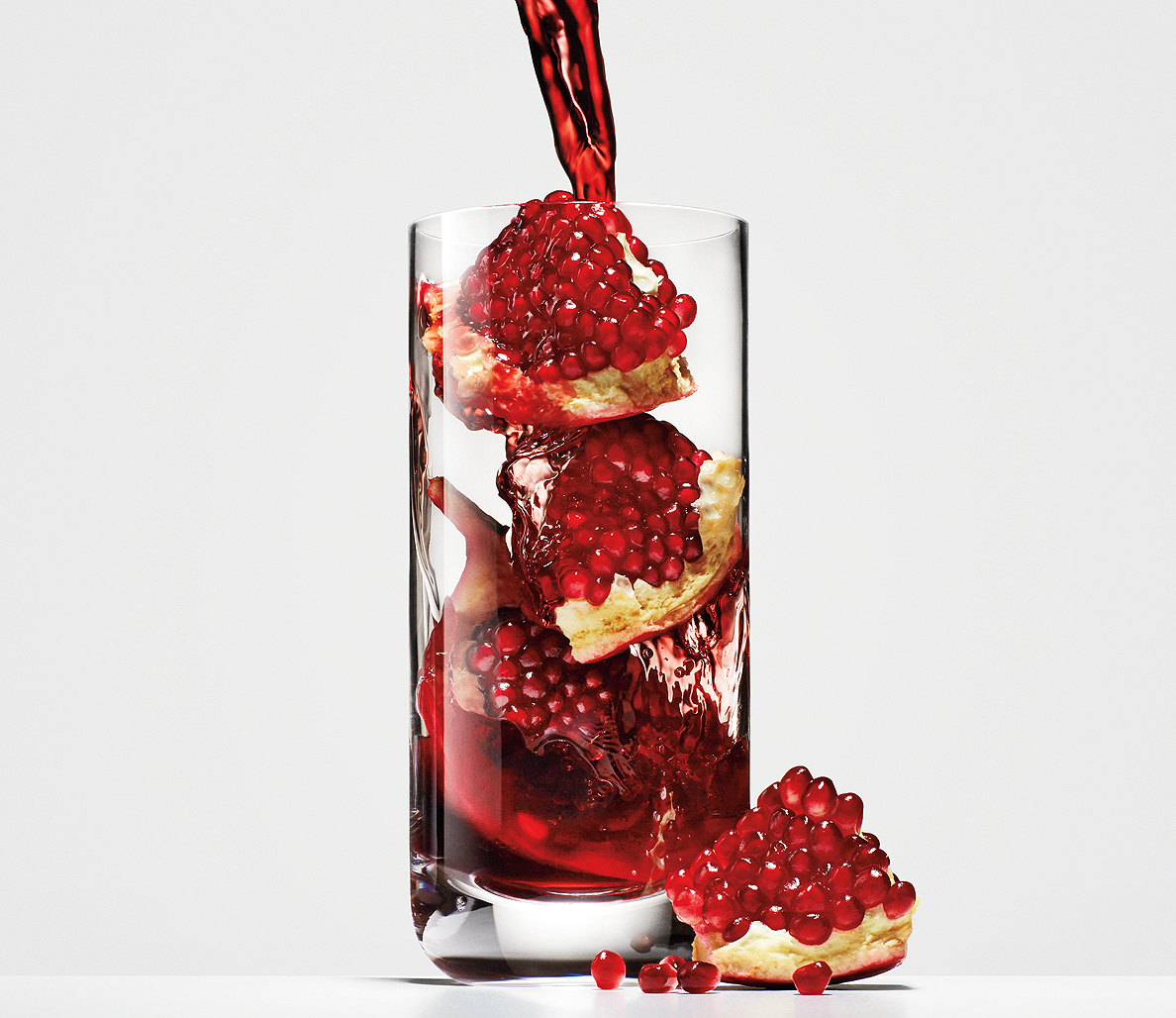 Key ingredient to healthy new wine Pomegranate pictures