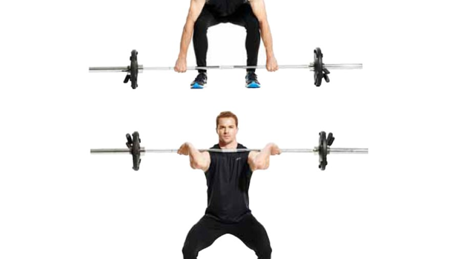 Monday Morning Workout: Crush This Muscle-Building Complex Routine