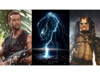Predator Arnold Schwarzenegger and New Shane Black Movie