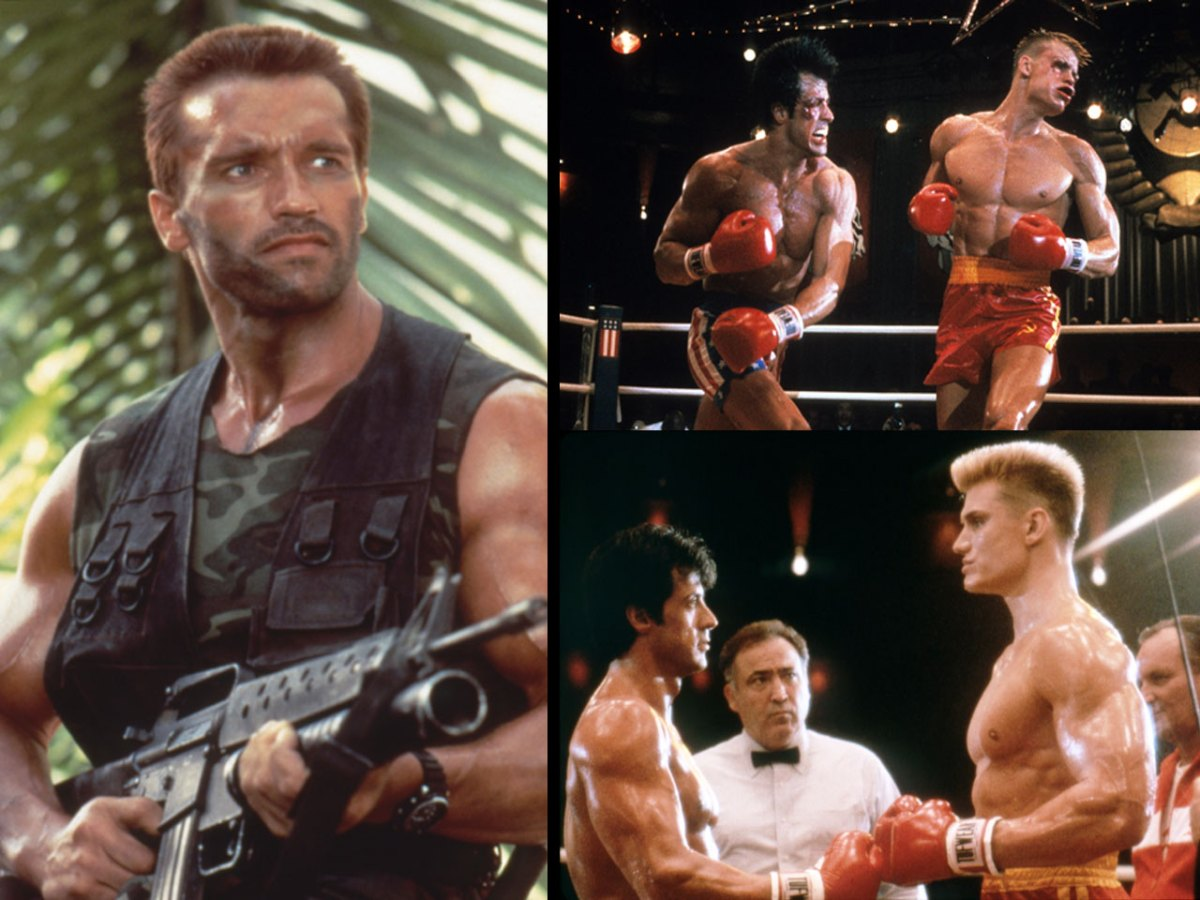 Predator': 11 Wild Facts About the Arnold Schwarzenegger Action Film