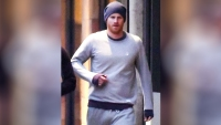 Prince Harry Hits the Gym
