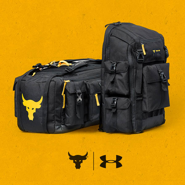 e8f4f24193 The Range Backpack ( 99) and Regiment Duffle ( 124) are both available on Under  Armour s ...