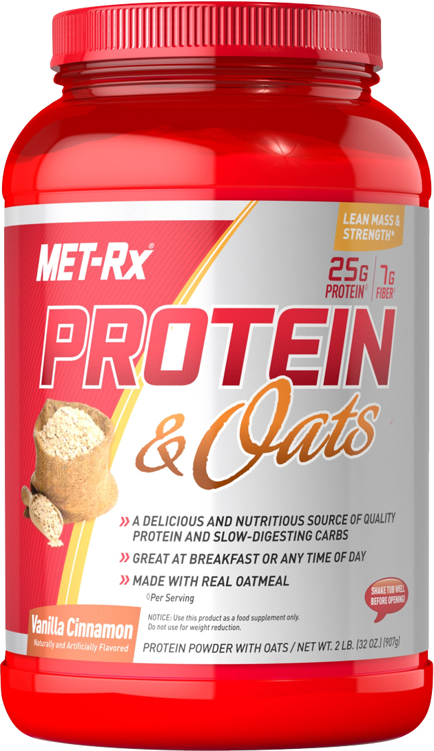PROTEIN & OATS