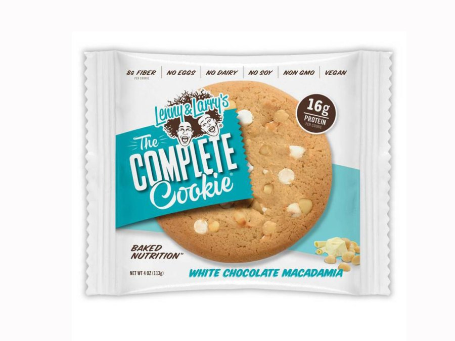Lenny & Larry's The Complete White Chocolate Macadamia