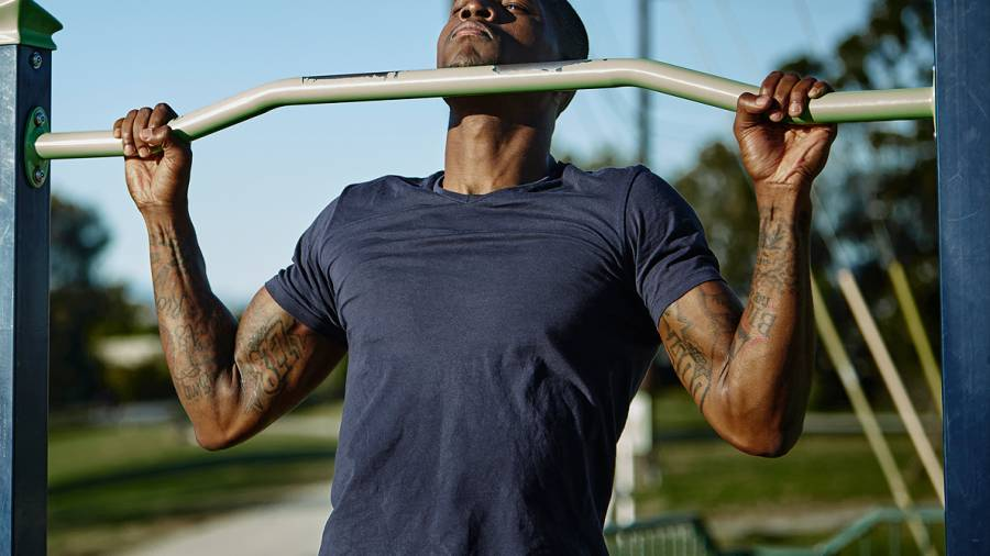 How to Master the Ultimate Jungle Gym Workout (Without Freaking Out Parents)