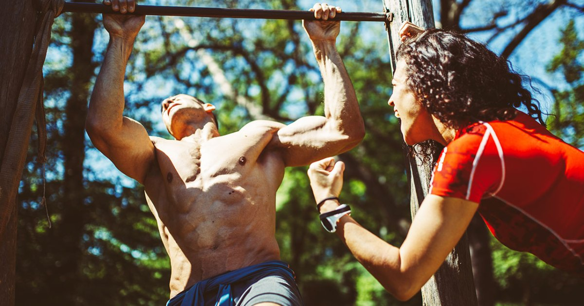 10 incredibly awkward exercises that build tons of muscle