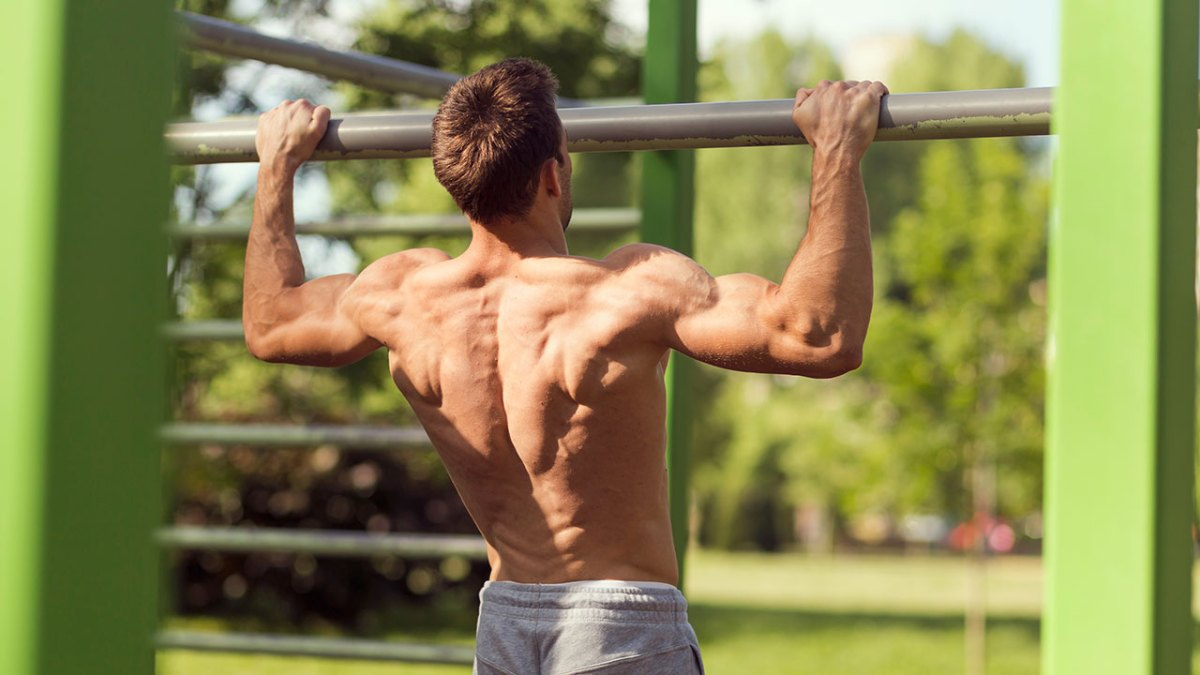 How to Crank Out More Pullups