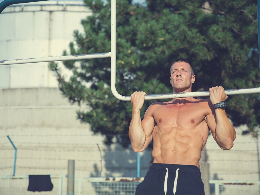 Workout 4: 10-minute sequence