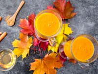 Pumpkin Orange Smoothie