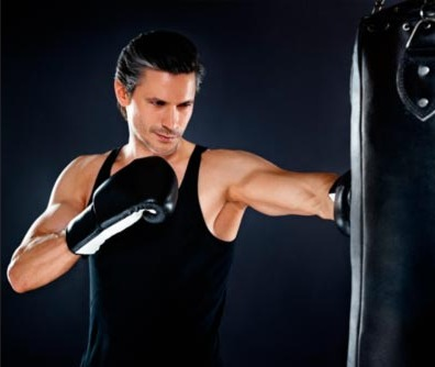 Heavy-Bag Workout