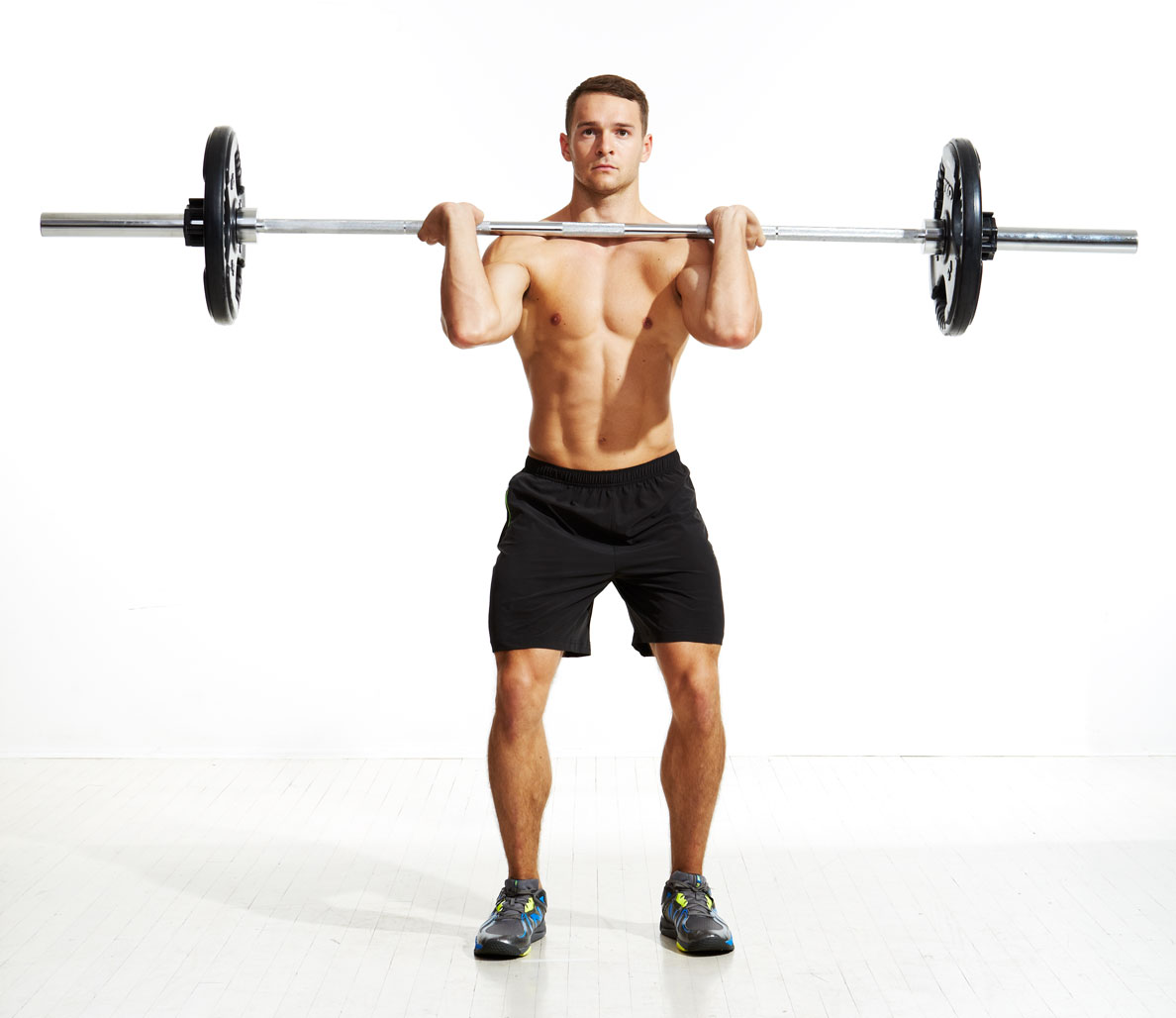 The best barbell complex workout to burn fat and build