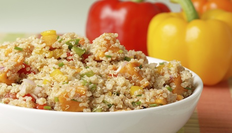 The Year of Quinoa: the Healthy Dish That Tops Curtis Stone's List