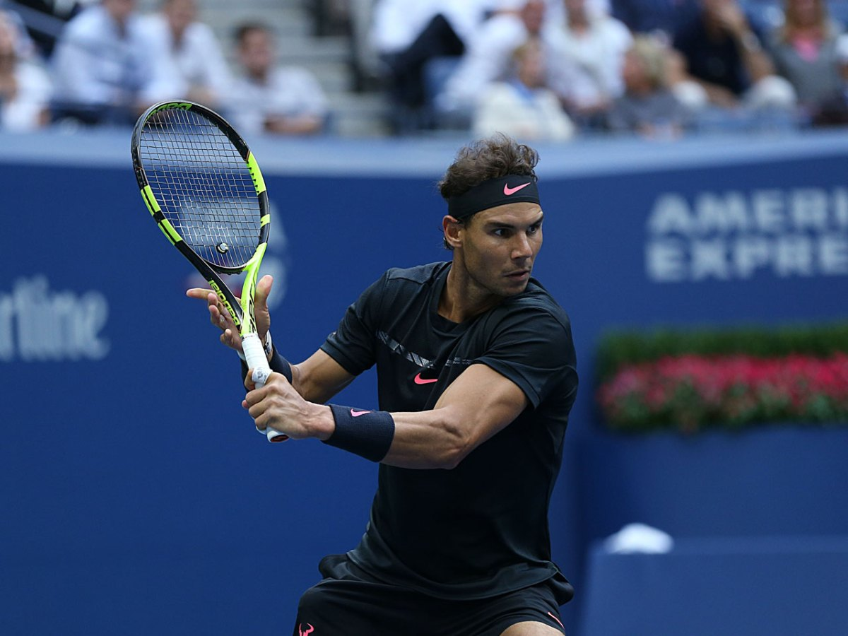 Rafael Nadal Interview on Training, Staying Fit and ...