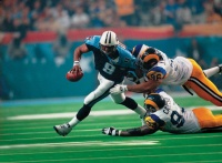 6. Super Bowl XXXIV: Rams stop Titans at 1-yard line