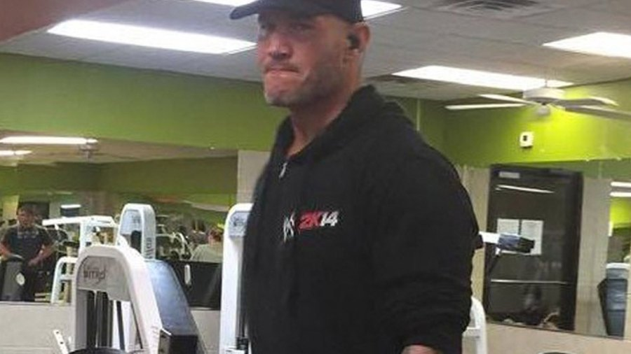 Randy Orton Absolutely Blew up at a WWE Fan Who Took His Picture in the Gym