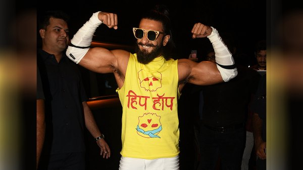 Photo: Ranveer Singh Reveals Massive Weight Cut for New Film
